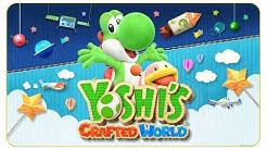Ein neues Abenteuer für Yoshi #01 Yoshi's Crafted World [deutsch] - Let's Play Gameplay