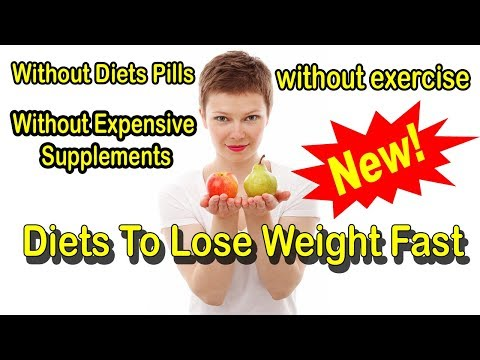 diets to lose weight fast belly, waist, arms, or thighs…for man or woman…young or old in 8 WEEKS
