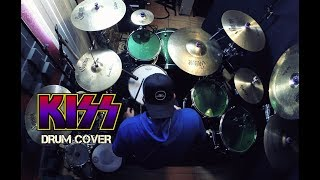 KISS - Sure Know Something - Drum Cover