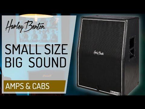 Harley Benton - G212 - Vintage Vertical - 2x12 - Cabinet - Presentation -