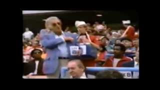 Miller Lite Bob Uecker's Front Row Commercial