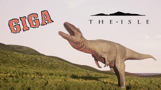 Giganotosaurus: An Isle Documentary - Giant Southern Lizard