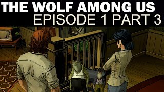 The Wolf Among Us - Episode 1: Faith -  Part 3 - Detective Work