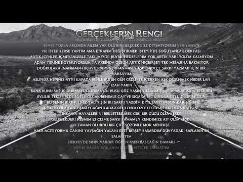 Enes Alper - Gerçeklerin Rengi (Re-Upload & Lyric Video)