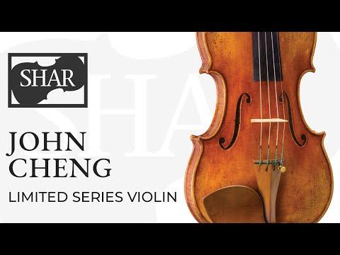 John Cheng Limited Series Violin
