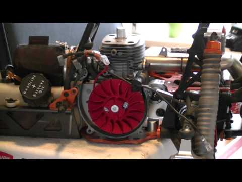 TPS RedRace Ignition assembly and testing