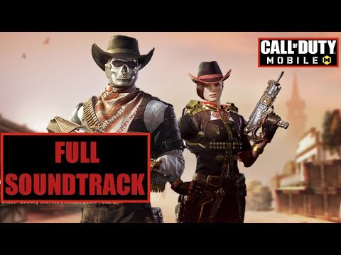COD MOBILE (OST-WILD-WEST) SEASON 6 THEME SONG - BACKGROUND MUSIC - SOUNDTRACK CODM