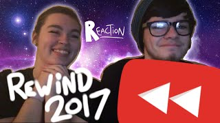 QU4D & BOO React | YouTube Rewind: The Shape of 2017 | #YouTubeRewind