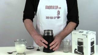 نسبريسو Aeroccino 3 Frother الحليب استعراض