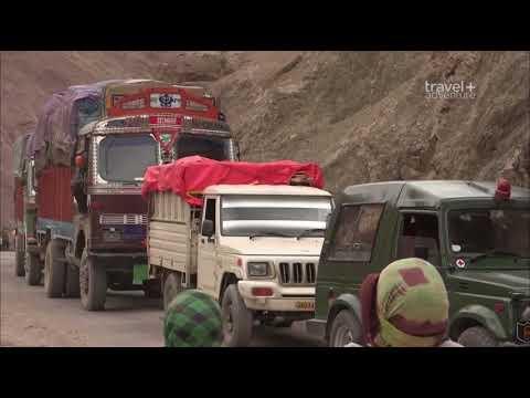 Ладак - Самые Страшные и Жуткие Дороги в Мире 'Самые опасные путешествия'