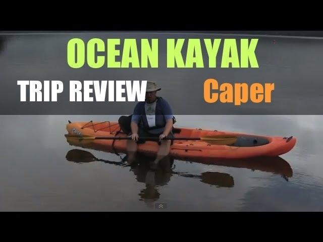 Ocean Kayak Caper Classic Review - Kejimkujik Paddle & Portage Part 3 -