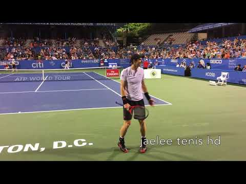 2018 Citi Open Andy Murray vs McKenzie McDonald Highlights (HD)