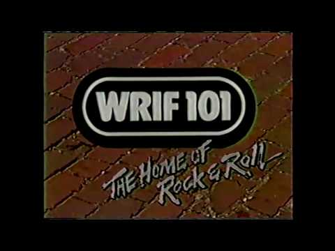 WRIF TV Commercial 1980