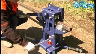 Гидравлический трубогиб Pro40(Зенон