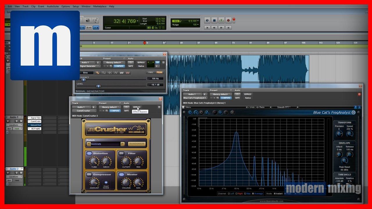 Harmonic Distortion Getting Louder Mixes Harmonic Distortion Modernmixingcom
