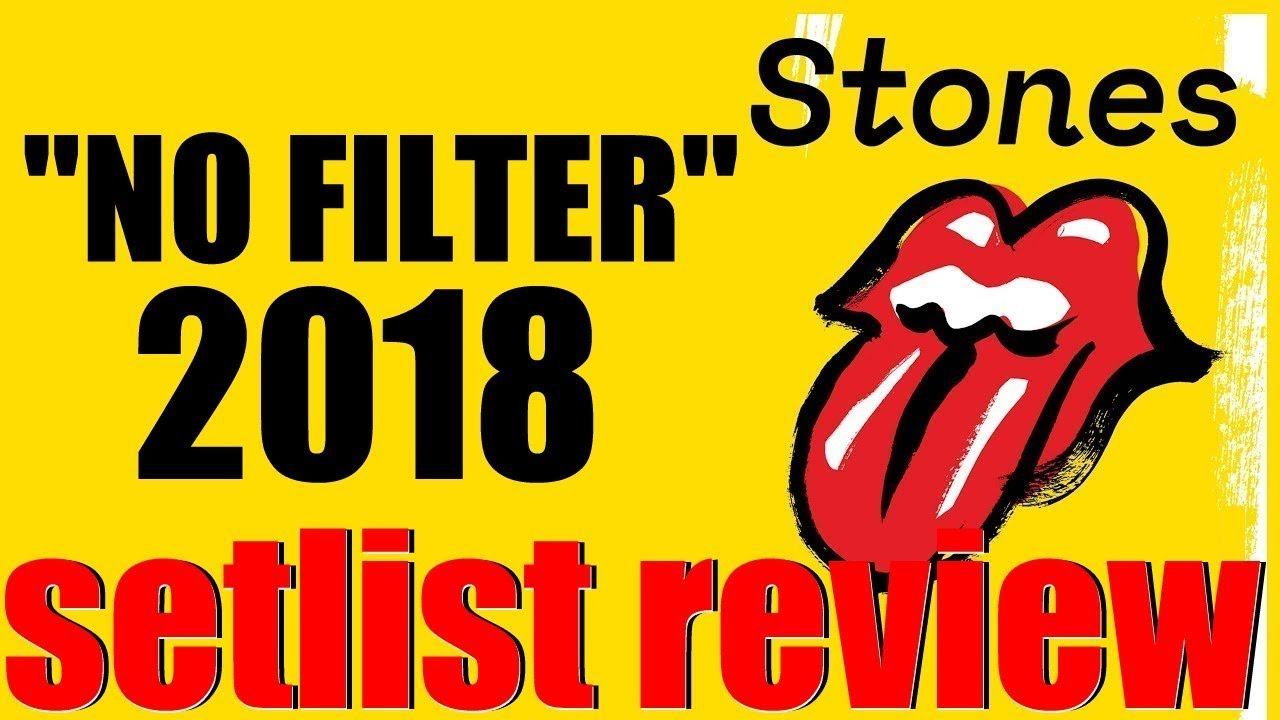 Rolling Stones No Filter Tour Review