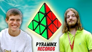 Top 10 Pyraminx Speedcubers 2016