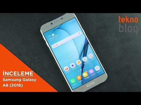 Samsung Galaxy (A8) 2016 İncelemesi