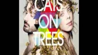 Cats on trees - Tikiboy