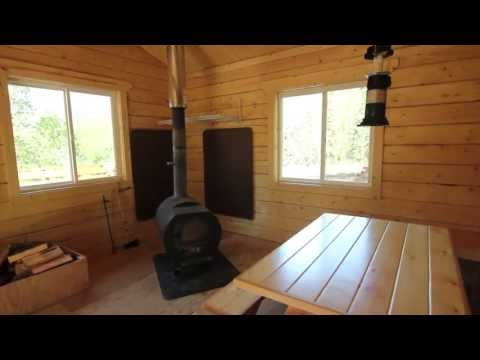 Lower Angel Creek Cabin - Chena River State Recreation Area