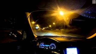 Ford Mondeo New FPV Driving in 4k / Безмолвная поездка в 4k на новом Форд Мондео