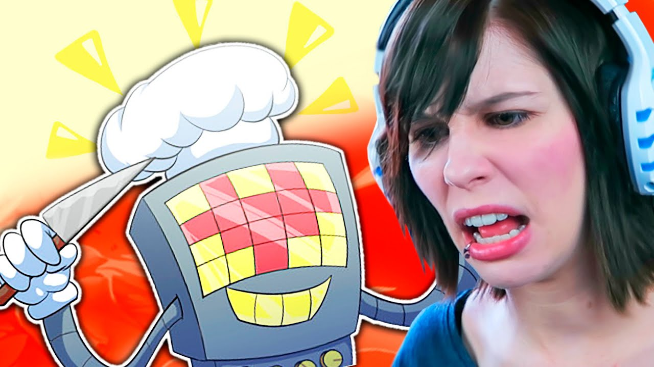 Cocinando con un robot asesino undertale espa ol 9 youtube - Cocinar con robot ...
