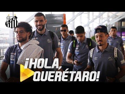 BASTIDORES: Peixe chega a Querétaro