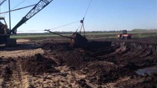 Mining Florida Peat