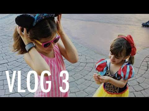 VLOG #3: Princesses, Fireworks and Harlow's Terrible Table Manners