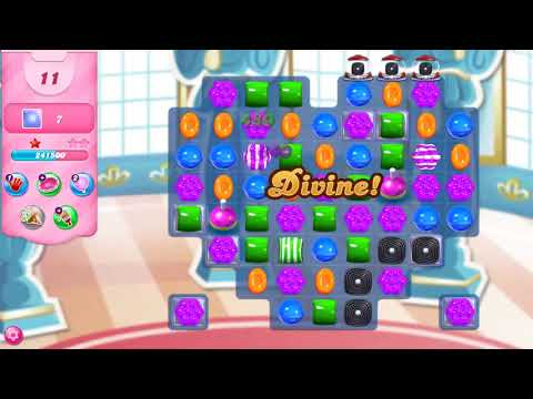 Candy Crush Saga Level 3272 NO BOOSTERS