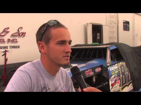 Matt Dotson Interview @ Deer Creek Speedway