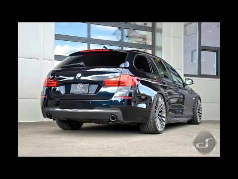 dia show tuning bmw 535d xdrive f11 by ds automobile autowerke gmbh youtube. Black Bedroom Furniture Sets. Home Design Ideas