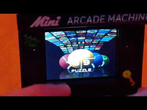Thumbs Up Mini Arcade Machine
