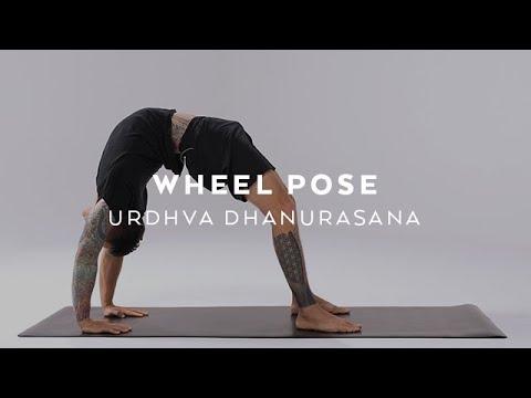 How to do Wheel Pose | Urdhva Dhanurasana Tutorial with Dylan Werner