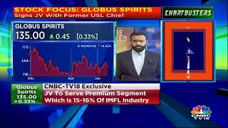 Globus Spirits Inks JV for Premium Drinks with Former United Spirits Chief | CNBC TV18