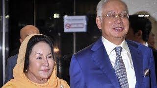 Najib back at MACC, believed over S
