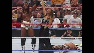 Download Video Booker T defeats Rey Mysterio for the World Heavyweight MP3 3GP MP4