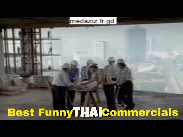 Thai Funny video commercials: Before there was Line [part 6]