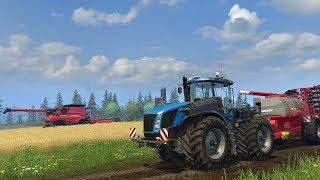 ВЕЧЕРНИЙ ЛАМПОВЫЙ СТРИМ - Farming Simulator 17