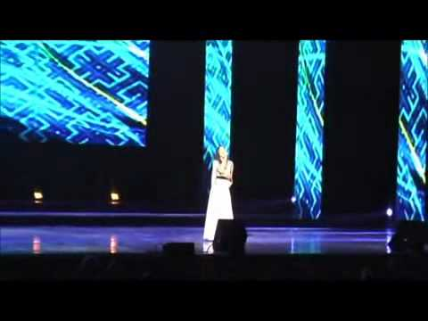 Алсу спела на башкирском языке