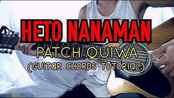 just sayin patch quiwa ukulele chords