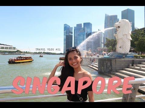 SINGAPORE VLOG
