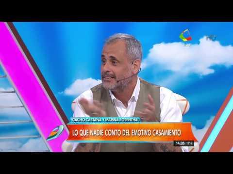 ¿Regalo de casamiento? La promesa de Rodríguez Larreta a Cacho Castaña