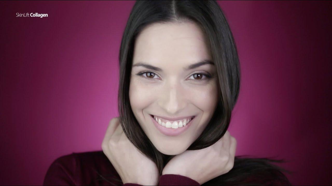 SkinLift Collagen - Sensilab - YouTube