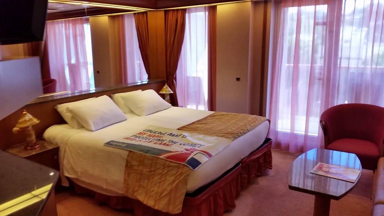 Ocean Suite 6163 Carnival Spirit Cruise Youtube