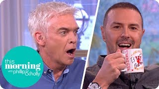 Paddy McGuinness Offends Phillip and Defaces Eamonn
