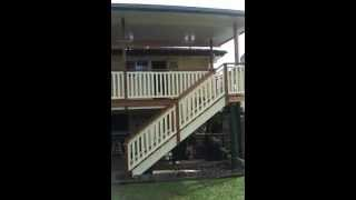 Deck Gets Fixed Up In Keperra, Brisbane By Adaptit
