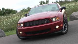 2011 ford mustang v6 drive time review