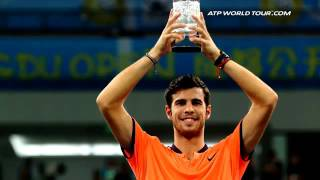 Khachanov Tours Barcelona, Talks 2017 Goals
