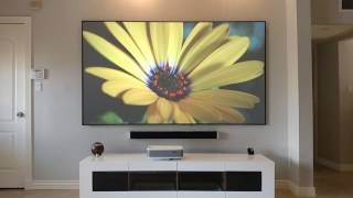 Elite Screens AEON CLR Projection Screen Review